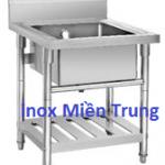 TBI Miền Trung chuyên cung cấp chậu rửa inox công nghiệp bằng inox cao cấp