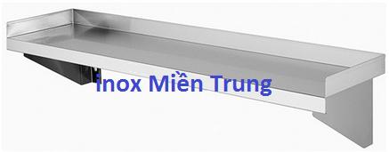 TBI Miền Trung chuyên sản xuất - lắp đặt giá kệ, bàn inox, thiết bị bếp công nghiệp