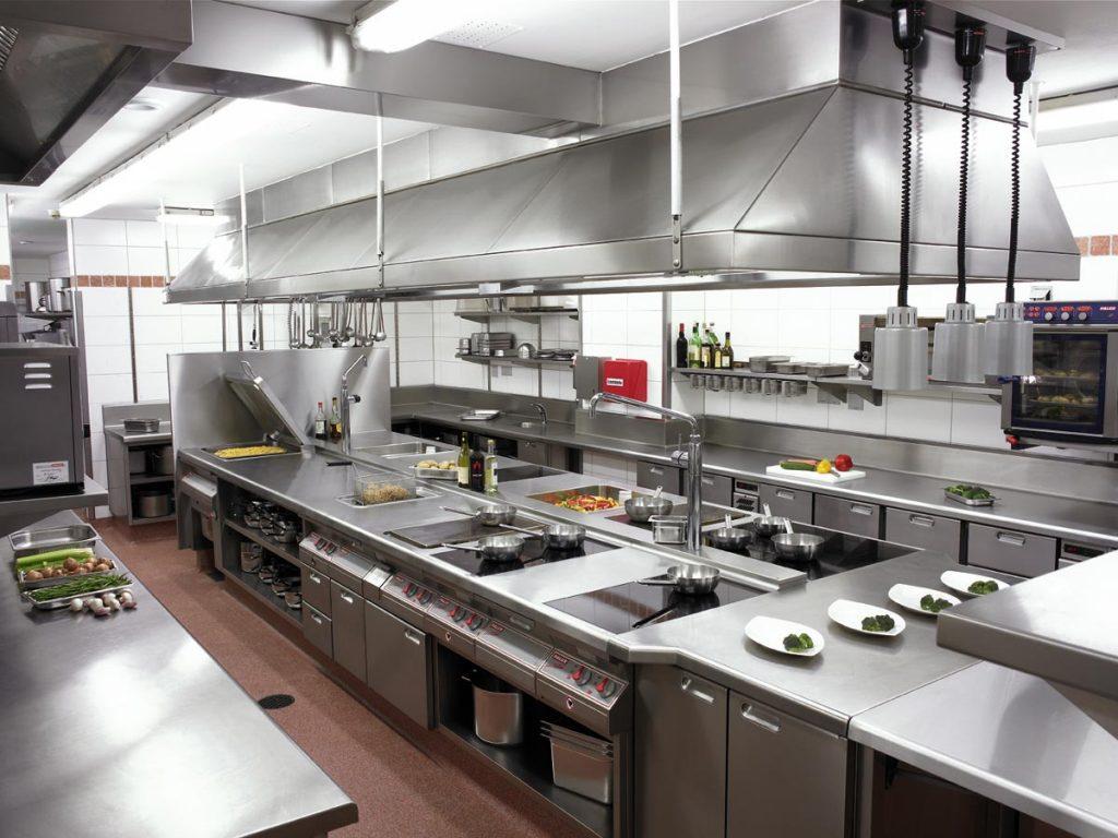TBI Miền trung chuyên cung cấp thiết bị bếp công nghiệp, bếp inox chất lượng cao